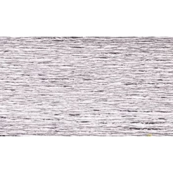 Popierius krepinis Cartotecnica Rossi 180 gr., metalizuotas sidabro spalvos
