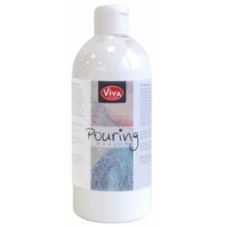 Speciali priemonė akriliniams dažams Viva Decor Pouring Medium 500 ml