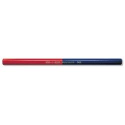 Dvispalvis pieštukas JUMBO Koh-I-Noor, raudonas/mėlynas