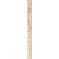 Liniuotė medinė 30cm