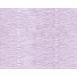 Popierius krepinis Cartotecnica Rossi 180 gr. (floristinis), vienspalvis šv. alyvinės spalvos