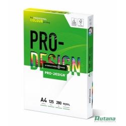 Biuro popierius A4 formato, 280 g, 125 lapų