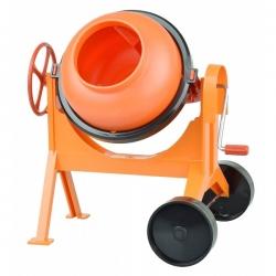 Betono maišyklė, oranžinė 30 cm