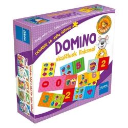 """Žaidimas """"Domino skaičiuok linksmai"""""""