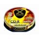 Extreme CD-R 700MB, 52X, rietuvė, 10 vnt