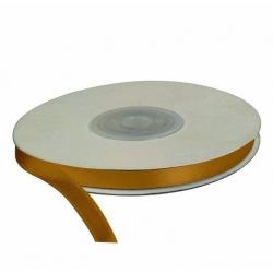 Dovanų pakavimo juostelė 6mm/25m, auksinės spalvos
