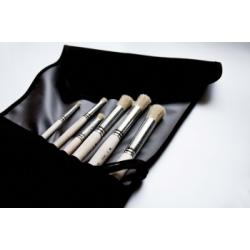 Gumuoto audinio teptukų dėklas (9 kišenės)