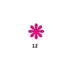"""Dekoratyvinis skylamušis """"Gėlė"""", 30 mm., muša popieriaus nuo 80gr iki 500gr."""