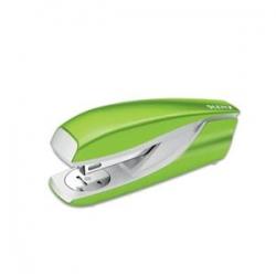 Segiklis LEITZ 5502 WOW, susega iki 30 lapų, žalias