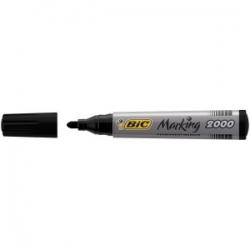 BIC Permanentinis žymeklis ECO 2000 2-5 mm, juodas