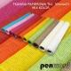 Dekoratyvinė maišinė medžiaga 50cm įv.spalvų