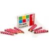 Vaškinės kreidelės Scola People Crayons  10 kūno spalvų.