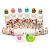 Chubbie dažų žymeklių 8 perlinių spalvų rinkinys