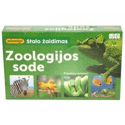 """Žaidimas """"Zoologijos sode"""""""