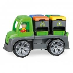 """Šiukšlinė """"Truxx"""" 39 cm su konteineriais dėžutėje"""
