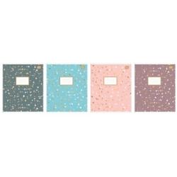 Sąsiuvinis A5 (20x16.5), 48 lapai, langeliais, segtas