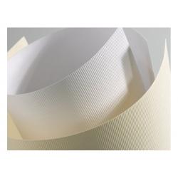 """Dekoratyvinis kartonas """"Linijos"""" baltos spalvos, 1 lapas"""