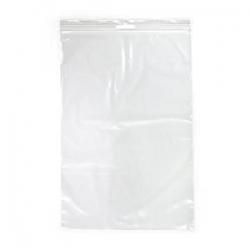Užspaudžiami maišeliai, 20 x 30 cm, LDPE, 100 vnt.