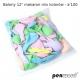 Balionai 12″ pastelinės sp., MIX Penword