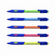 Tušinukas mėlynas ErgoLine® Kids, Ultra Glide Technology, ErichKrause